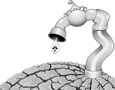 escasez-del-agua