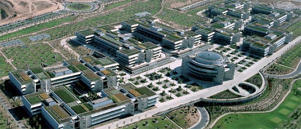 Banco santander compartiendo conocimiento for Banco santander oficina central madrid